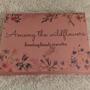 Breaking Beauty Cosmetics Amoung the Wildflowers